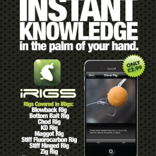 iAngler Advert