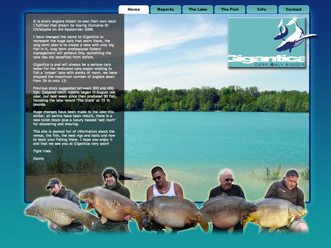 Gigantica France Carp Fishing