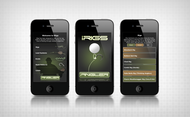 Carp Fishing Rigs App