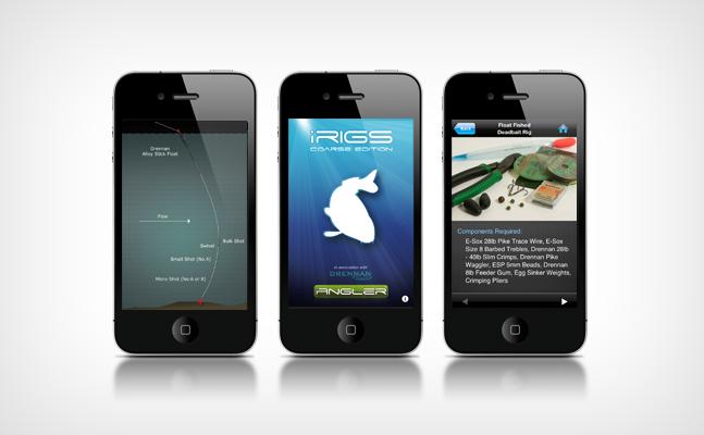 iRigs Fishing Rigs App